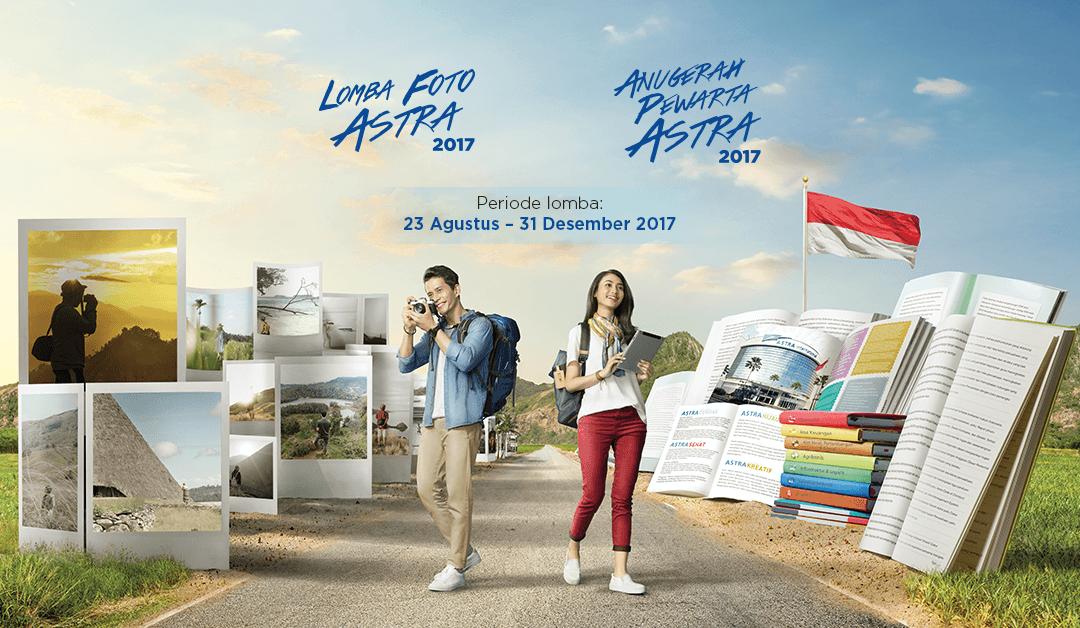 Lomba Foto dan Menulis Pewarta Astra 2017