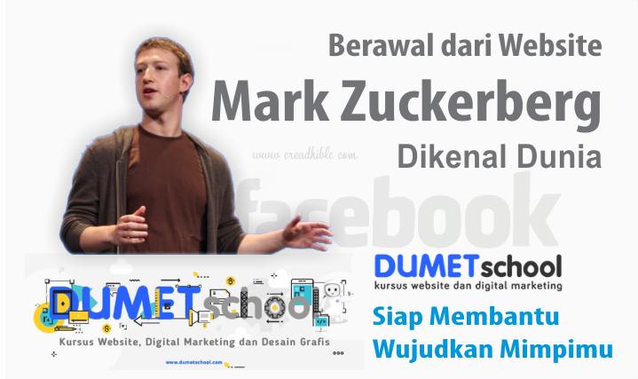 Berani Ambil Keputusan, Mark Zuckerberg menjadi Tokoh IT yang Menginspirasi