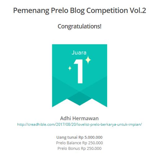 Prelo Award