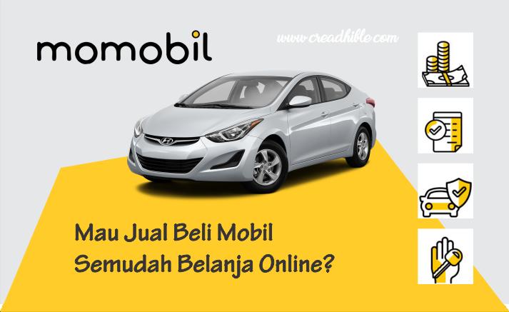 Mau Jual Beli Mobil Semudah Belanja Online? ke Momobil.id Aja!