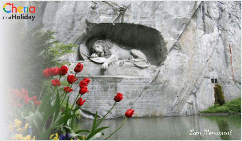 Lion Monumnet