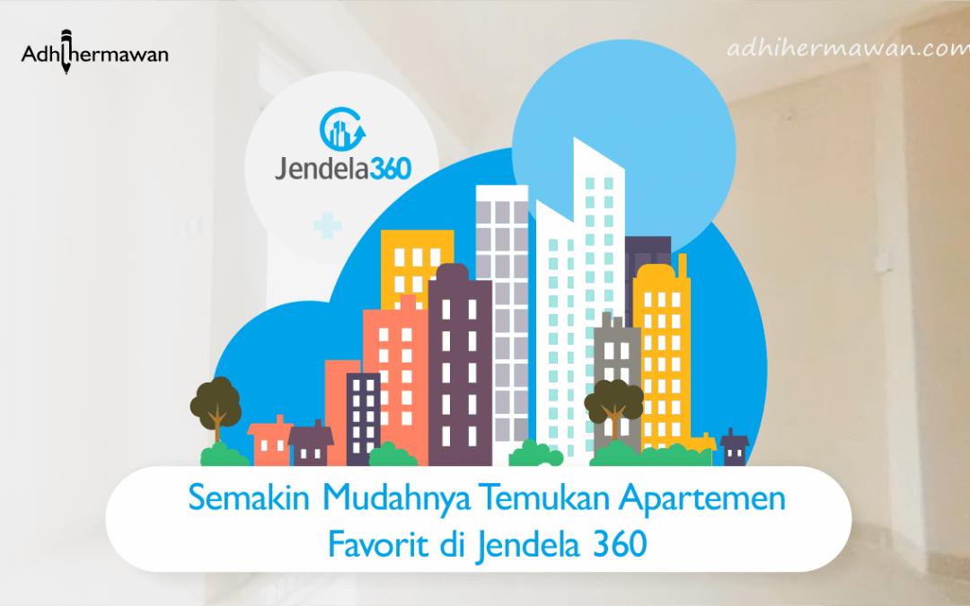 Semakin Mudahnya Temukan Apartemen Favorit di Jendela360