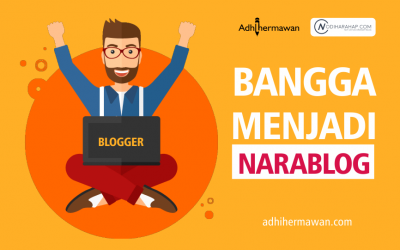 Aku, Blogger dan Era Digital