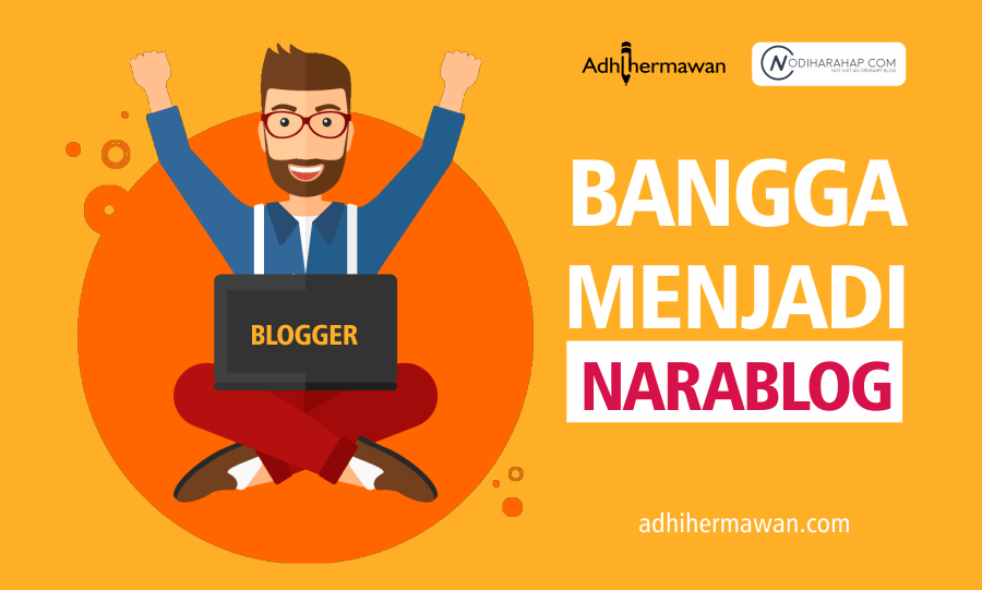 Aku, Blogger dan Era Digital